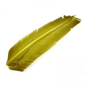 Materiales para atado de mosca (cueros, pelos y plumas)
